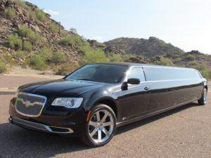Chrysler 300 limo in Phoenix, Arizona 1