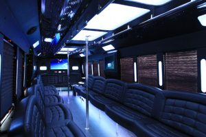 Party Bus in Pheonix, AZ - interior 3
