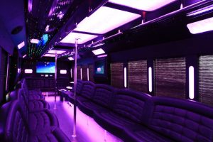 Party Bus in Pheonix, AZ - interior 4