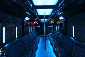 Party Bus in Pheonix, AZ - interior 6