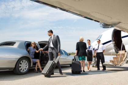 Phoenix and Scottsdale Airport Drop Off