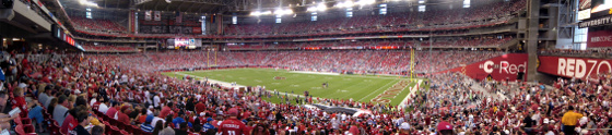 Arizona Cardinals game transportation