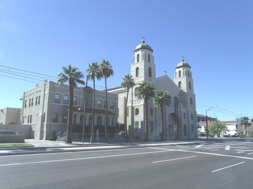picture of Phoenix church: Immaculate Heart of Mary