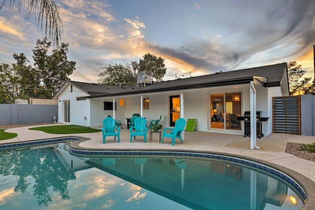 Scottsdale luxury vacation rental 1
